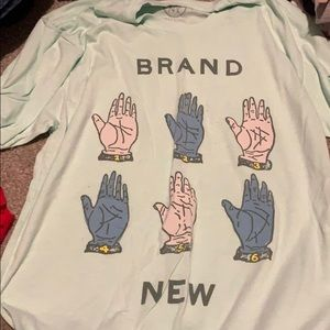 Brand New (the band) T-shirt